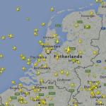 vluchten volgen KLM